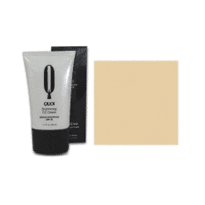 Quoi Brightening CC Cream - (Light) SPF20