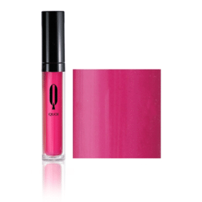 Quoi Liquid Lipstick - (Electric Pink)